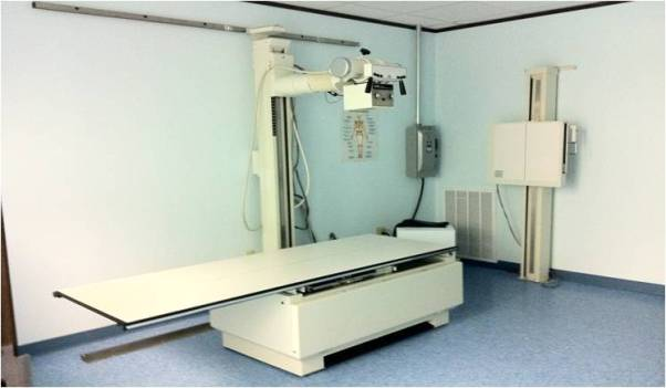 rayos x radiologicos
